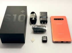 Samsung Galaxy S10+ PLUS G975U1 128/512/1TB AT&T/SPRINT/VERIZON FACTORY UNLOCKED